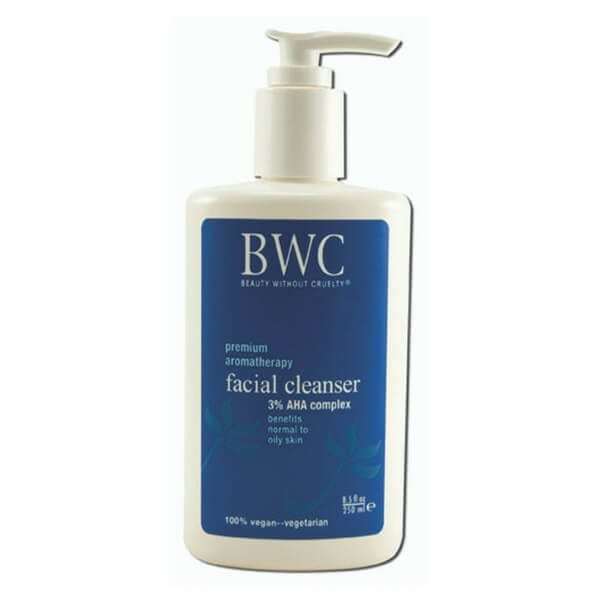 BWC 3% AHA Facial Cleanser For Sensitive Skin
