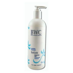 BWC Fragrance Free Hand And Body Lotion For Sensitive and Dry Skin