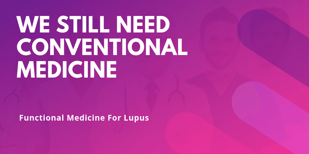 Conventional Medicine For Lupus - Blog Content Image - Lupus Health Shop