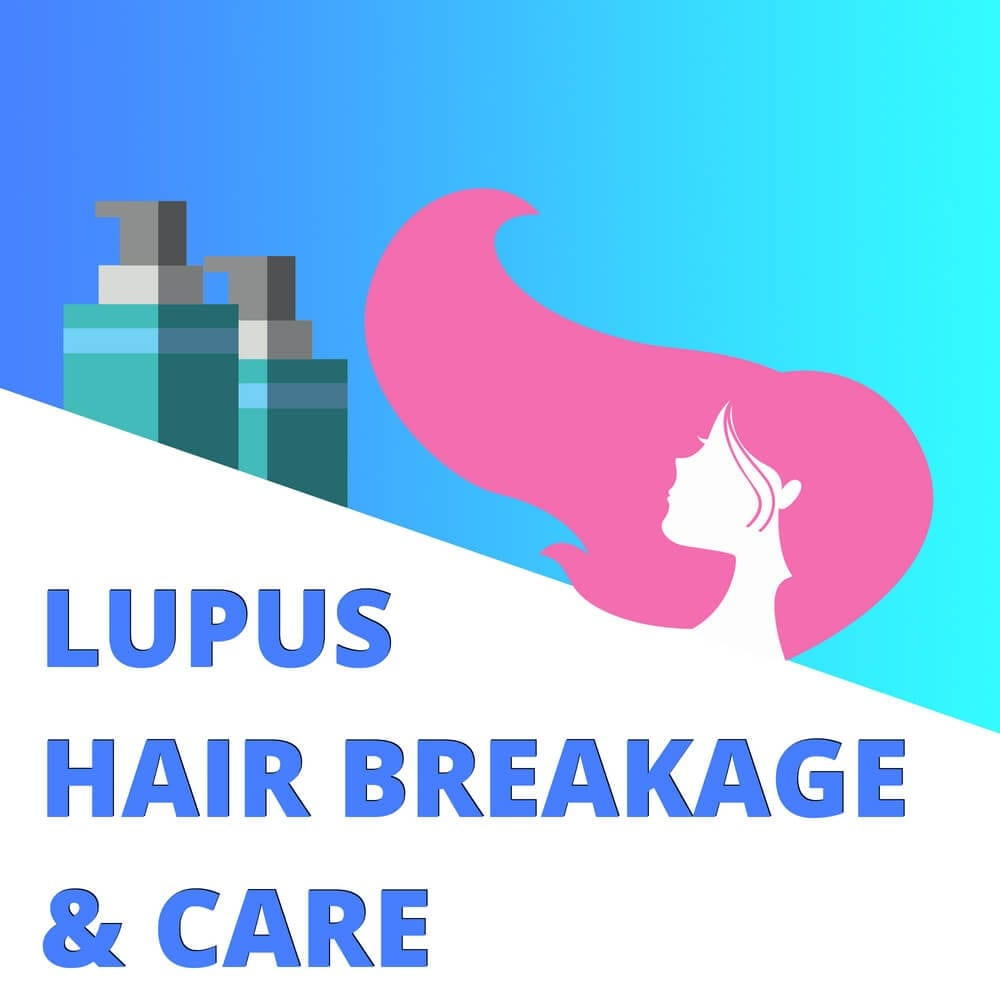 Lupus Hair Breakage and Hair Care Kit- Lupus Health Shop - Clean Ingredients For Lupus Warriors