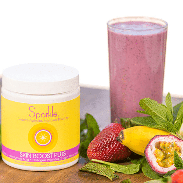 Collagen Skin Boost Plus Mixed Berry - Lupus Health Shop