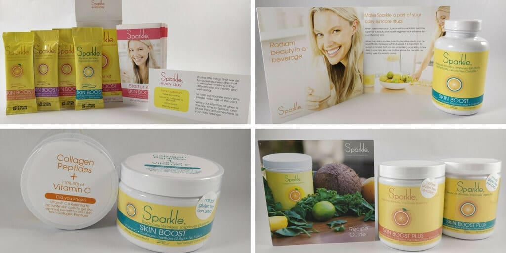 Sparkle products - Lupus Health Shop blog