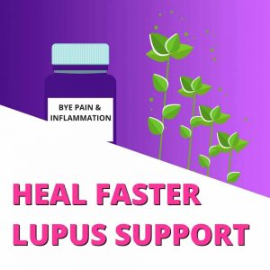 Heal Faster Lupus Kit- Lupus Health Shop - Clean Ingredients