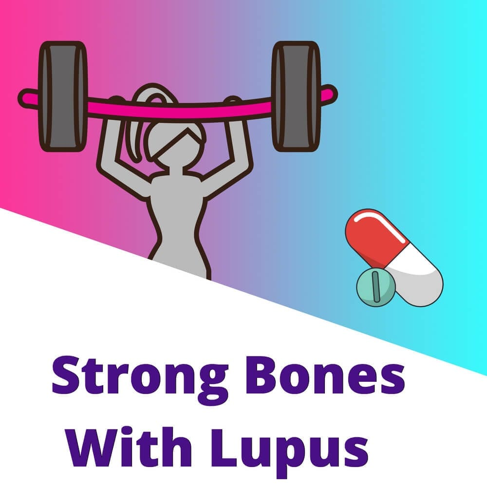 Strong Bone Lupus Kit- Lupus Health Shop - Clean Ingredients
