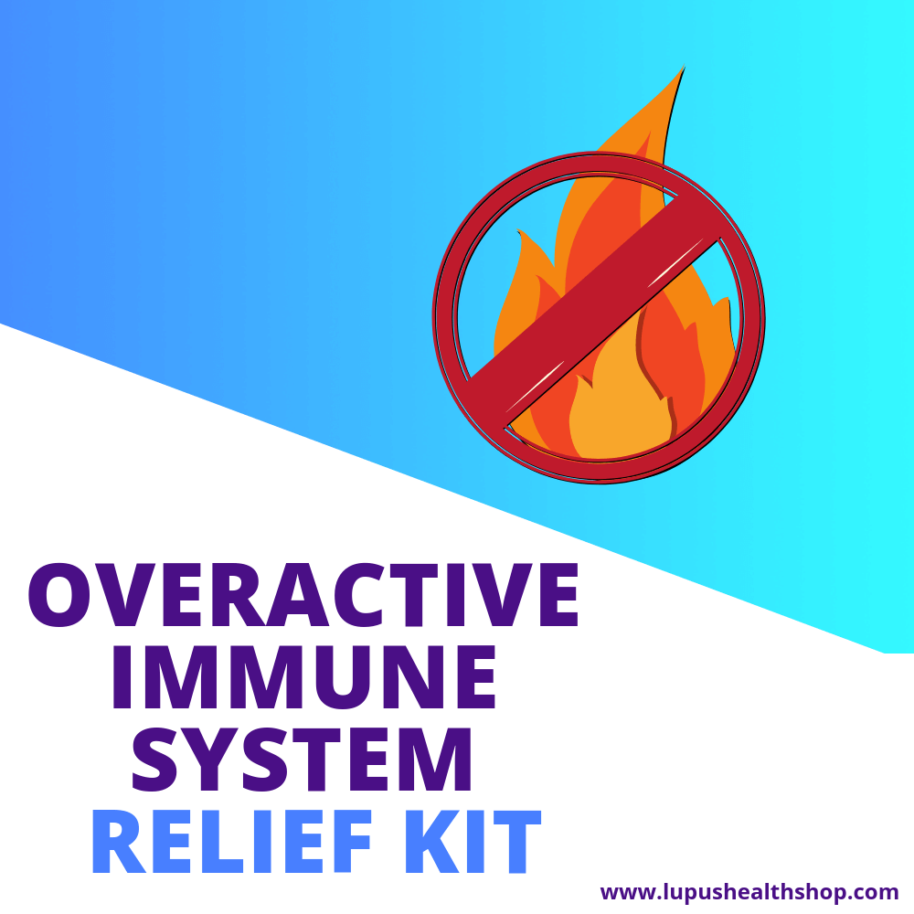 Overactive Immune System Relief Kit