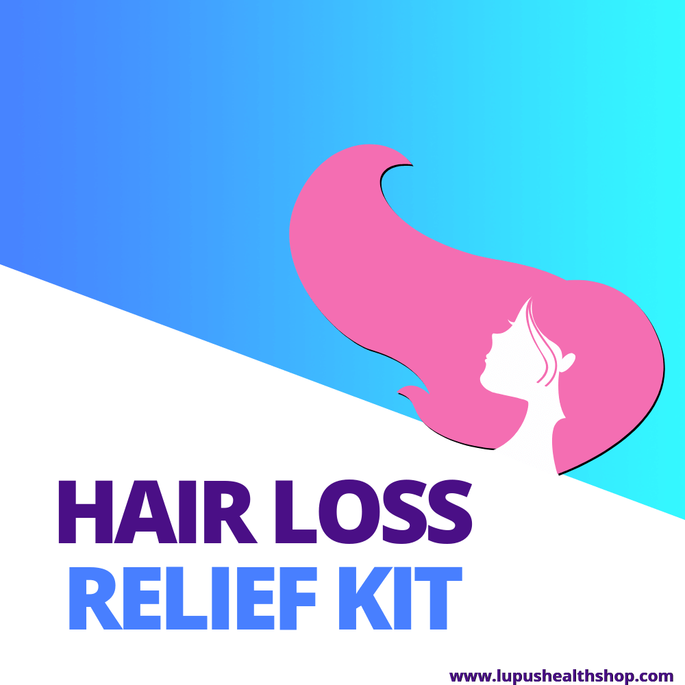 Customized for Lupus hair loss sufferers with organic ingreidents to re-grow and noursh your hair back to thick, healthy, and long hair. Shop now and see!