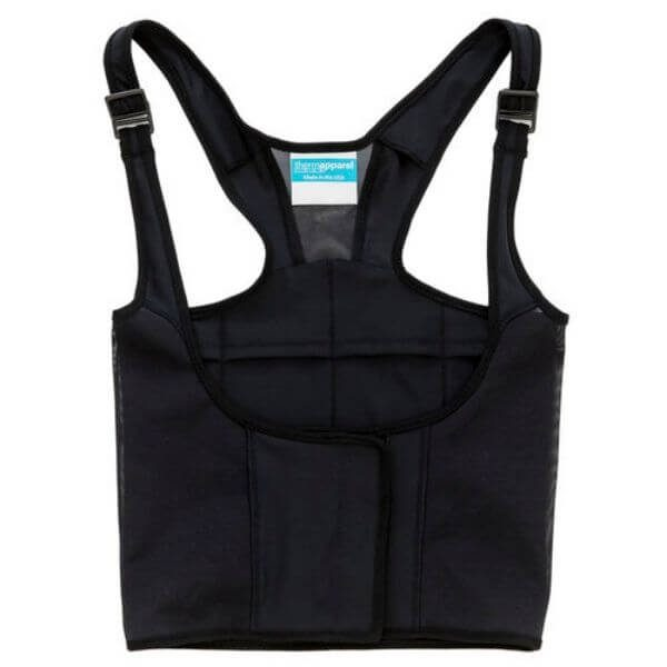 UnderCool vest black- Lupus Heat Sensitivity Relief - Lupus Health Shop
